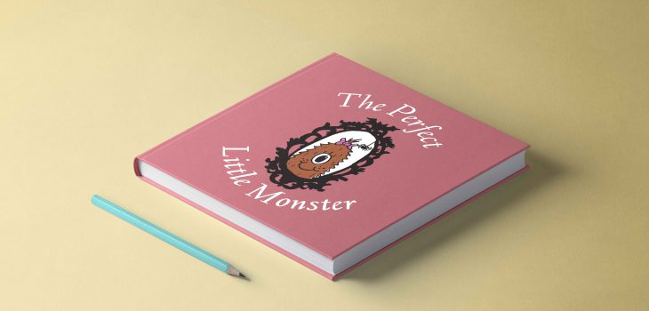 The Perfect Little Monster Cover Graphic Design
